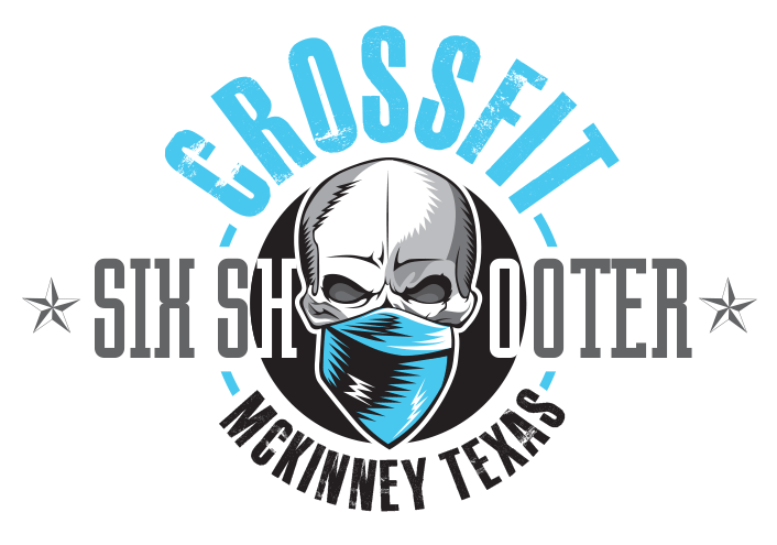 CrossFit Six Shooter