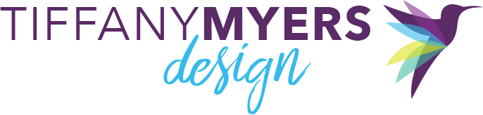 Tiffany Myers Design: Digital + Print Graphic Designer
